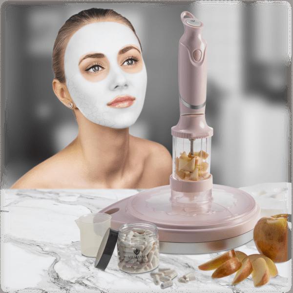Vitamask Fruit Mask Machine with Age Defying System