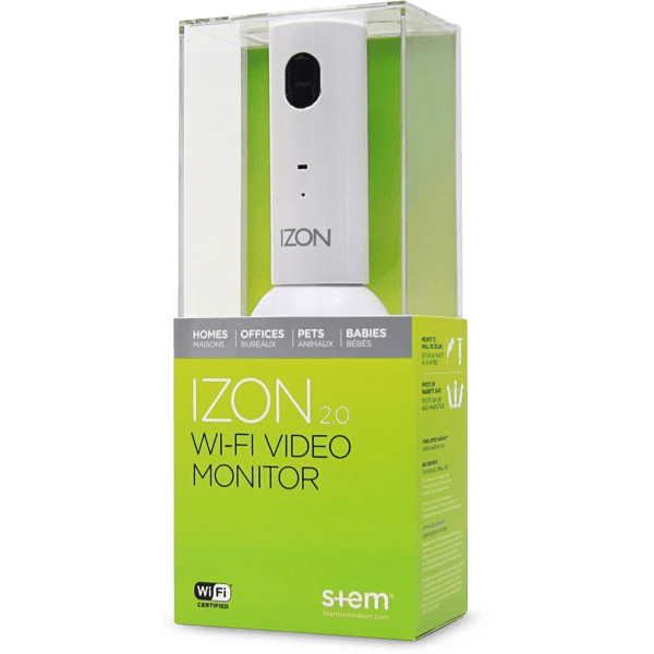 Stem Izon 2.0 Wi-Fi Video Monitor
