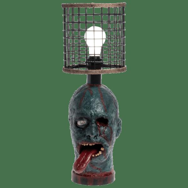 Zombie Enlightenment Lamp