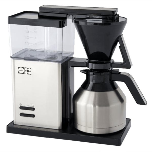 Motif Essential Pour Over Coffee Brewer w/ Thermal Carafe