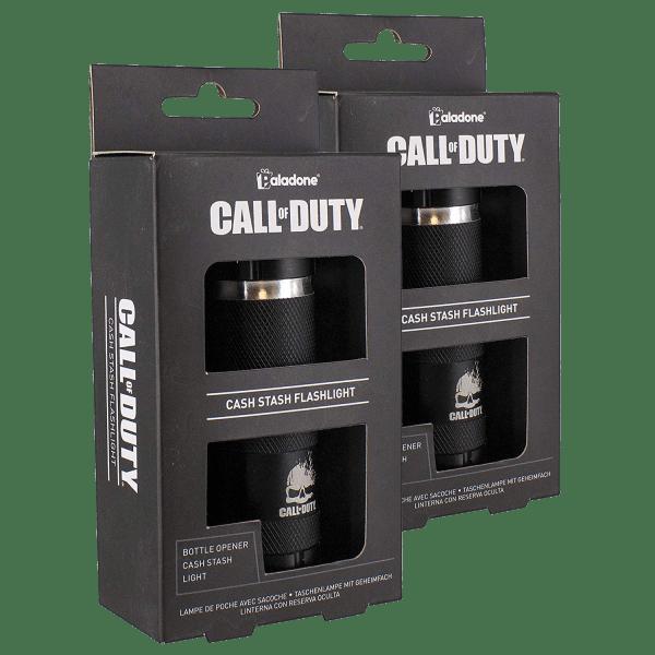 2-Pack: Call of Duty Cash Stash Flashlight