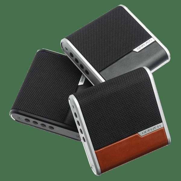 Braven Bridge Executive Bluetooth Conference Speaker with Dual Mics