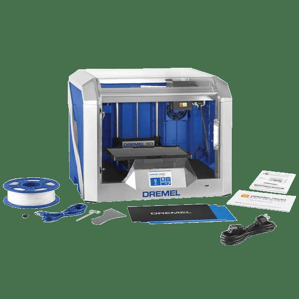 Dremel 3D40 Idea Builder 3D Printer (Refurbished)