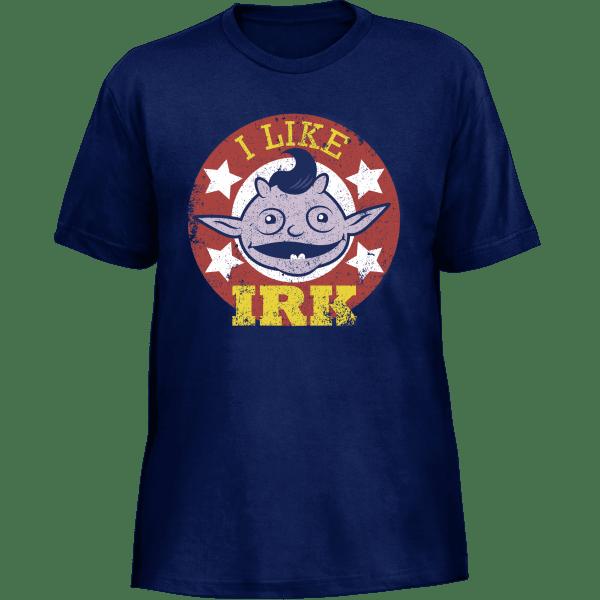 Irk Shirt on American Apparel