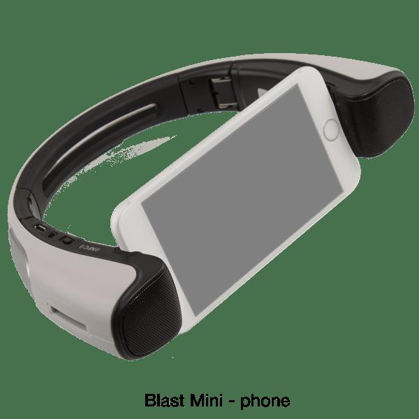 mPULSE Blast and Blast Mini Bluetooth Stereo Speakers (Open Box)