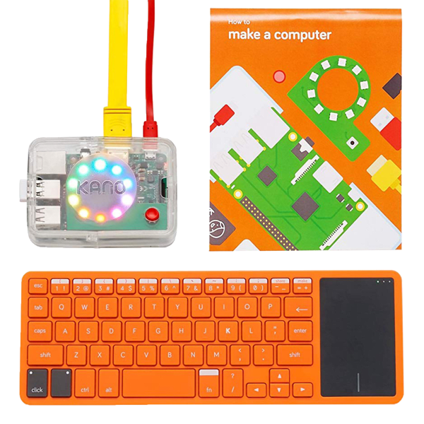 Kano Raspberry Pi 3 DIY Computer Kit (2018 Version)