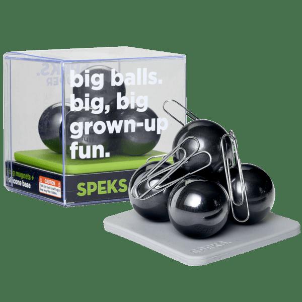 2-for-Tuesday: Speks Super Big Magnetic Balls