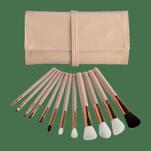 ProNoir Electric Makeup Brush Cleaner with Bonus 12-Piece ...