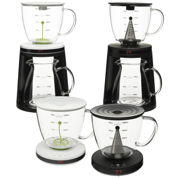 Victor & Victoria TaC Brew™ Automatic Tea & Coffee Brewers
