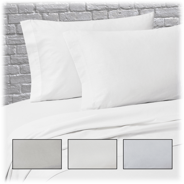 Marquis by Waterford 100% Brushed Cotton Sheet Set