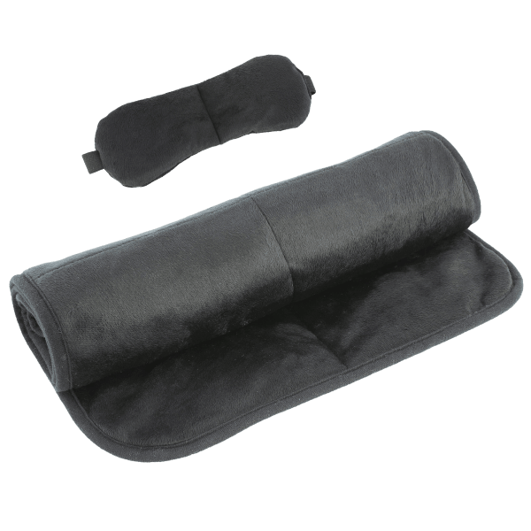 FineLife Weighted Comfy Wrap & Eye Mask Duo