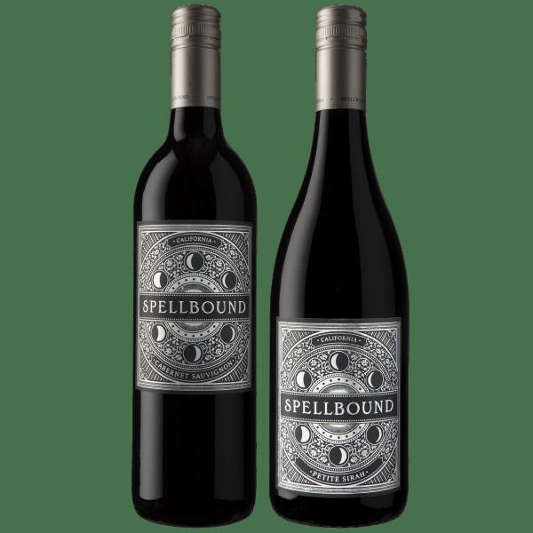 Spellbound Red Wine Combo