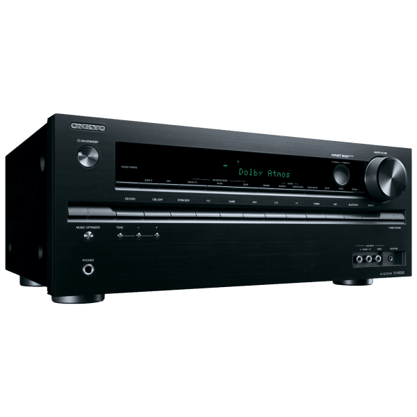 Onkyo Dolby Atmos Network Receiver with AirPlay, WiFi