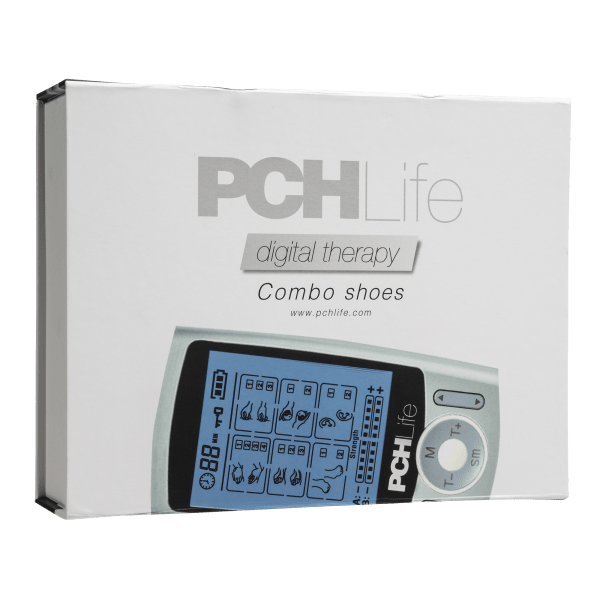 PCHLife 16-Channel TENS Electrotherapy Massager with Slippers