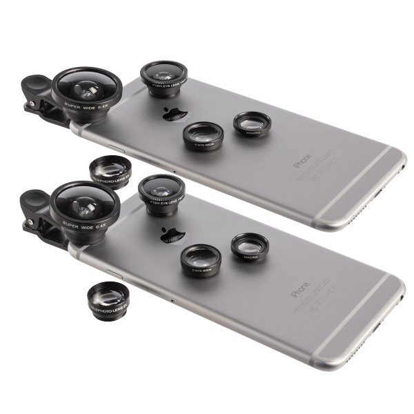 2-for-Tuesday: LUX 5-in-1 Lens Kits