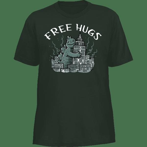 Free Hugs Shirt by ApeLad