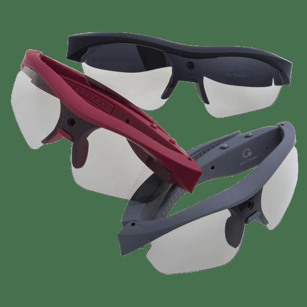 1080p Video Sunglasses with 8GB microSD Card