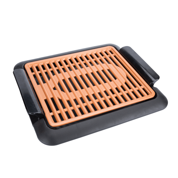 Copper Pro Smokeless Indoor Electric Grill