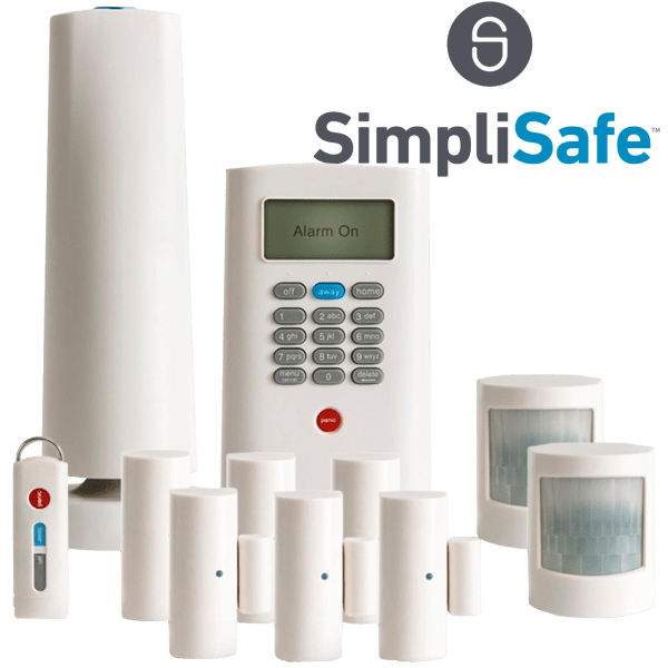 SimpliSafe DEFEND Wireless Home Security System