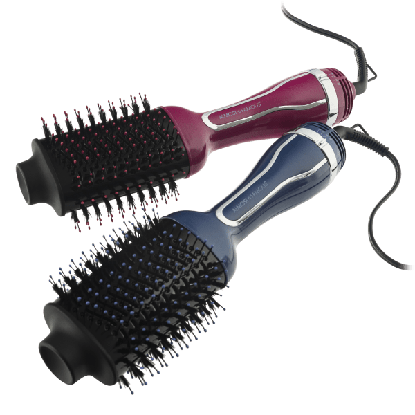 Almost Famous 2-in-1 Volumizing Dryer Blower Brush