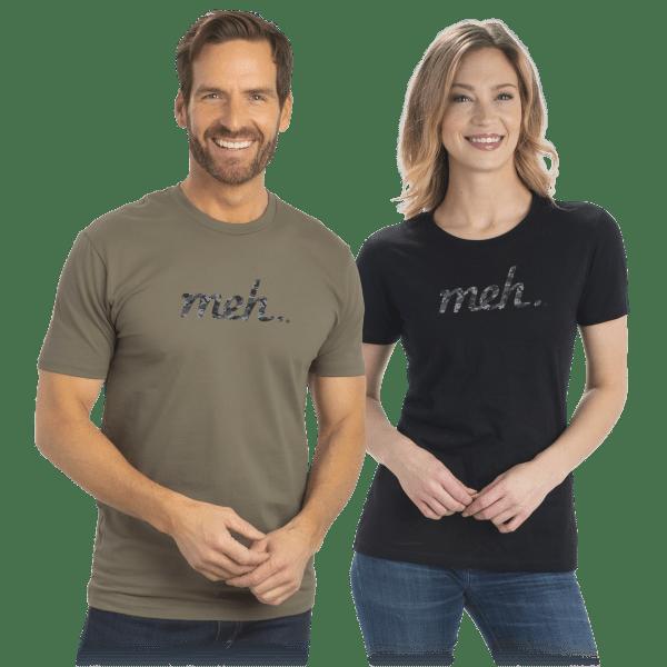 Desert Digital Pattern Camo Meh Logo Shirts