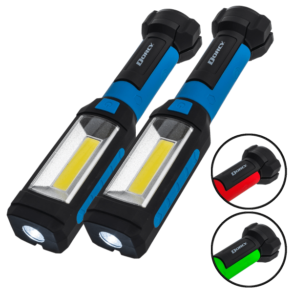 2-for-Tuesday: Magnetic Flashlight/Worklight