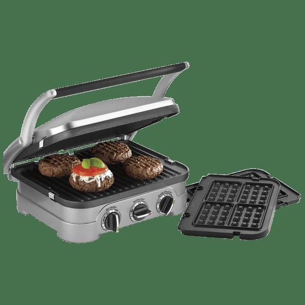 Cuisinart Griddler Plus Accessories (Refurbished)