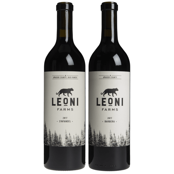 Leoni Farms Amador County Barbera & Zinfandel