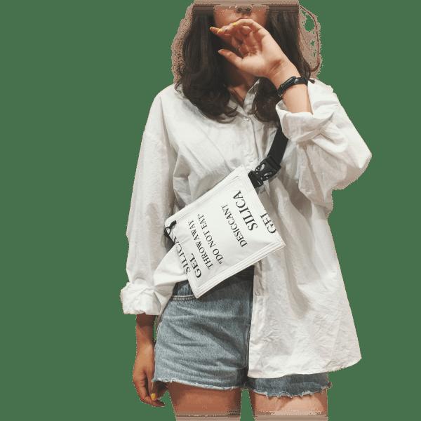 Desiccant Shoulder Bag