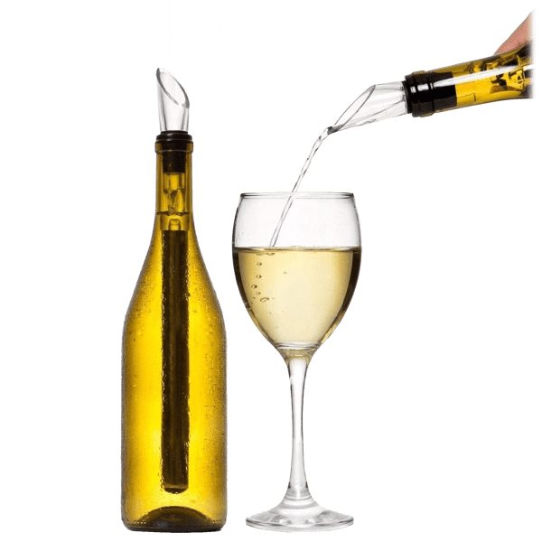 Brookstone Wine Chiller/Pourer