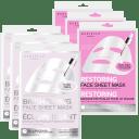 6-Pack of Collagen Restoring & Pearl Illuminating Sheet Masks