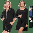 Angelina 2-Piece Pajama Sets