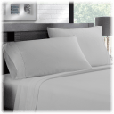 2-Pack Twin or Full Size Brushed Microfiber Sheet Sets