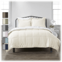 iEnjoy Home Premium Down Alternative Reversible Comforter Set