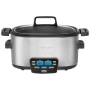 Cuisinart 6 Quart 3-in-1 Cook Central® Multicooker