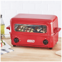 DASH Retro Indoor Grill and Oven