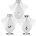 OYSTER BAY COLLECTION Mother of Pearl Pendant and Earring Set