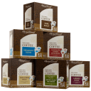 108-Pack: Harry & David Variety Coffee Cups in 6 Different Flavors