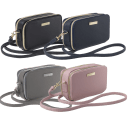 Adrienne Vittadini Phone Charging Double Crossbody