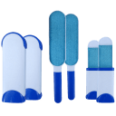 2-Pack Hurricane Fur Wizard Lint Brush Set (Includes 2 full size and 2 minis)