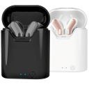 Cobaltx Sleek True Wireless Earbuds with Charging Case