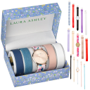 Laura Ashley Watches with Interchangeable Band Sets