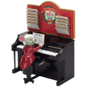 Mr. Christmas Animated & Musical Maestro Mouse