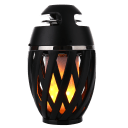 Gabba Goods Bluetooth LED Dancing Flame Speaker