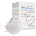 50-Pack: BeBetty KN95 Non-Medical Standard Mask