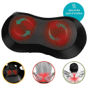 Vivaspa Kneading & Heating Shiatsu Neck & Lumbar Massager
