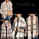 FRAAS Rectangular Blanket Wrap Luxury Scarves