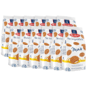 300-Pack: Daelmans Mini Soft Toasted Honey Stroopwafels (12 Pouches)