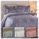Highgate Manor 4-Piece Opulent Coverlet Set