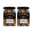 2-Pack: Ferris Roasted Salted Blueberries, Cranberries & Nuts